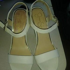 Size 10 w Jessica Simpson shoes